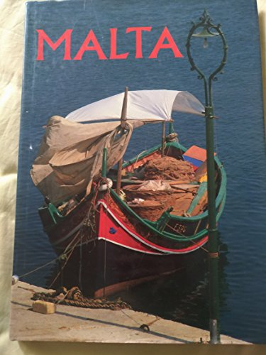 9789993286134: Malta [Malta. beautiful pictures. color text and graphics in this English original](Chinese Edition)