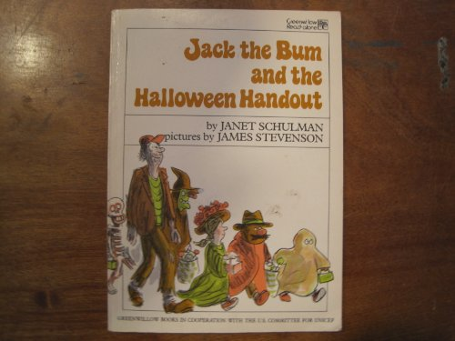 9789993296867: Jack the Bum and the Halloween Handout