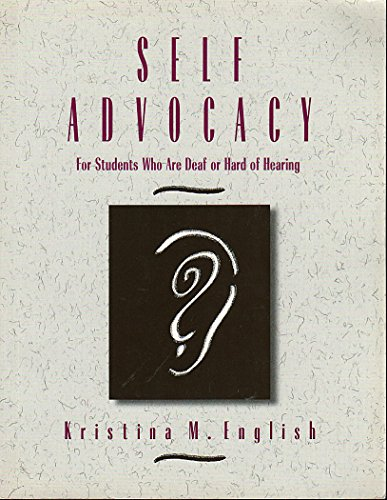 9789993310013: Self-Advocacy for Students Who Are Deaf or Hard of Hearing