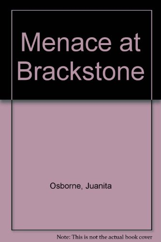 9789993315674: Menace at Brackstone