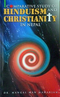 9789993318521: Comparative Study of Hinduism and Christianity in Nepal