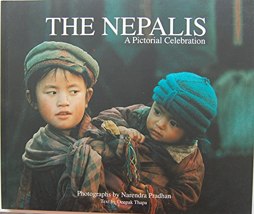 9789993347378: The Nepalis a Pictorial Celebration