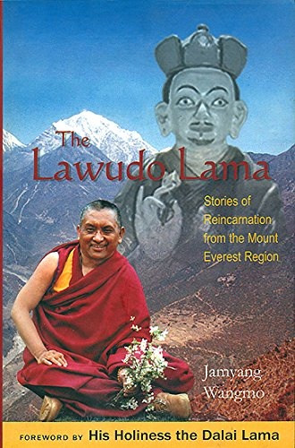 9789993369592: The Lawudo Lama: Stories of Reincarnation from the Mount Everest Region