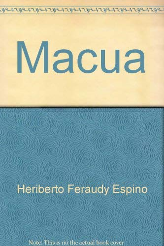9789993420286: MacUa (Spanish Edition)
