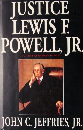 9789993479727: Justice Lewis F. Powell, Jr.