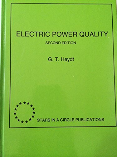 Electric Power Quality: G. T. Heydt