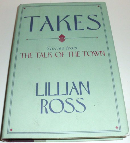 9789993600824: Takes: Stories from the Talk of the Town