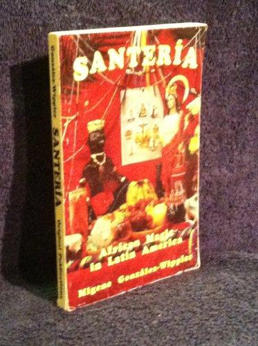 9789993613336: Santeria: African Magic in Latin America