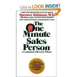 9789993663751: The One Minute Sales Person