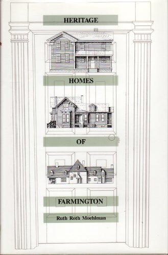 9789993668688: If Walls Could Talk: Heritage Homes of Farmington