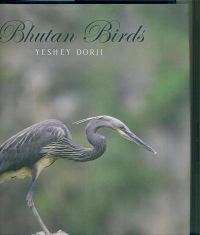 9789993669906: Bhutan Birds