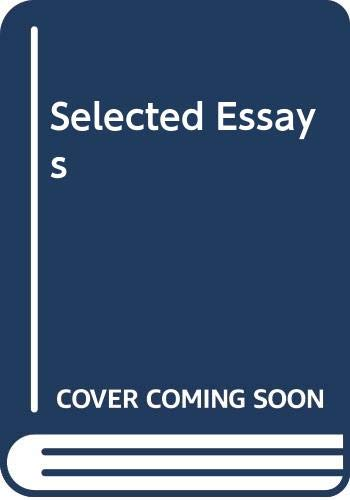 9789993681786: Selected Essays