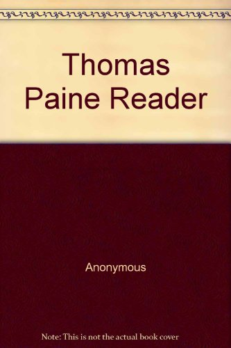 9789993698333: Thomas Paine Reader