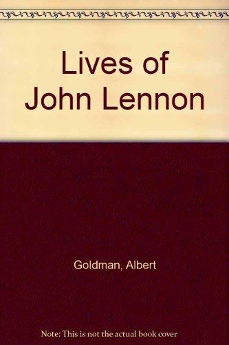 9789993702474: Lives of John Lennon
