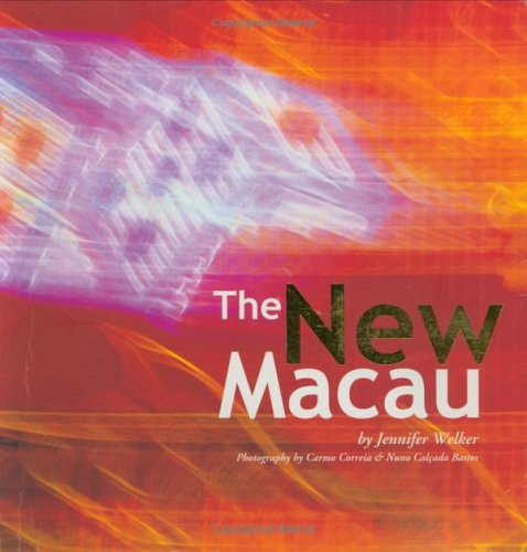 9789993782209: THE NEW MACAU