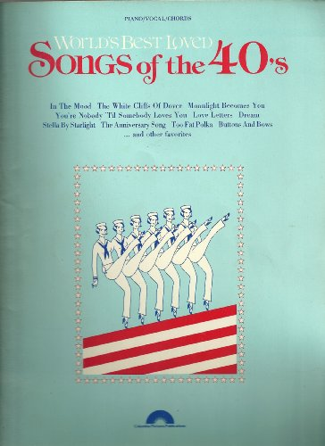 9789993841517: World's Best Loved Songs of the 40's