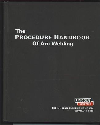 9789993897309: Procedure Handbook of Arc Welding
