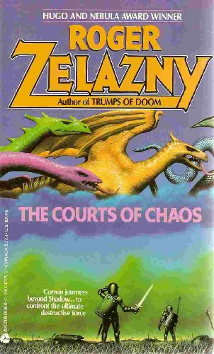 9789993911555: The Courts of Chaos