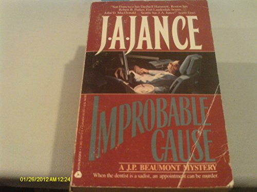 9789993918516: Improbable Cause