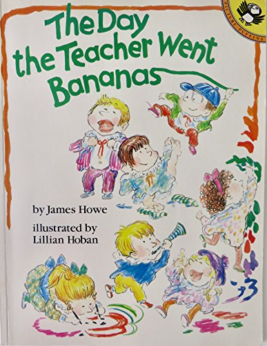 9789993919650: The Day the Teacher Went Bananas