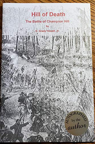 9789993974680: Hill of Death: The Battle of Champion Hill
