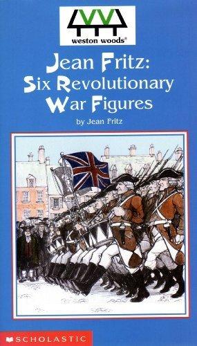 9789993974963: Jean Fritz: Six Revolutionary War Figures (VHS)
