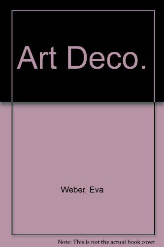 9789994033577: Art Deco