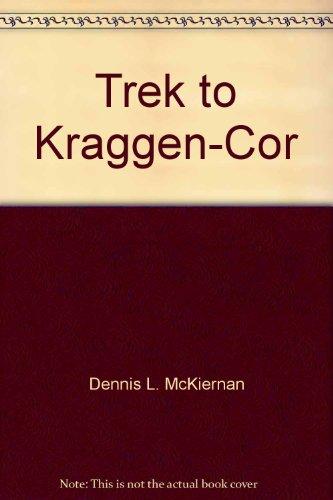 9789994093830: Trek to Kraggen-Cor