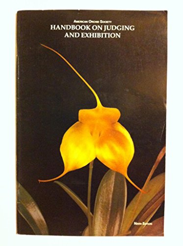 9789994113835: Handbook on Judging and Exhibition