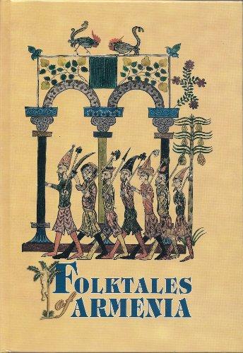 9789994139927: Folktales of Armenia