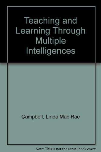 9789994199884: Teaching and Learning Through Multiple Intelligences