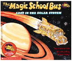 9789994217489: The Magic School Bus Lost in the Solar System