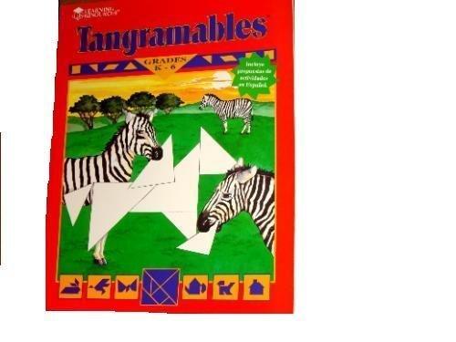 9789994217533: Tangramables: A Tangram Activity Book (#ler318)