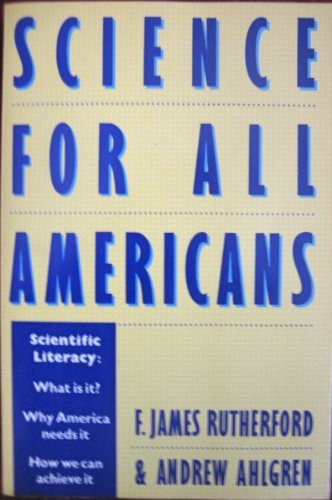 9789994353750: Science for All Americans