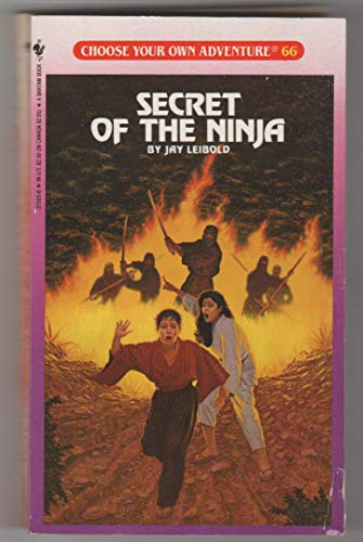 9789994387786: The Secret of the Ninja