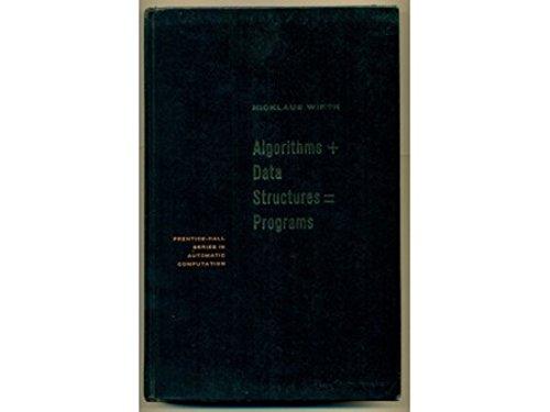 9789994392261: Algorithms + Data Structures = Programs