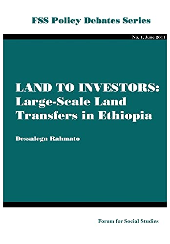 9789994450404: Land to Investors. Large-Scale Land Transfers in Ethiopia