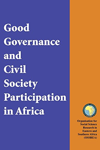 Good Governance and Civil Society Partic