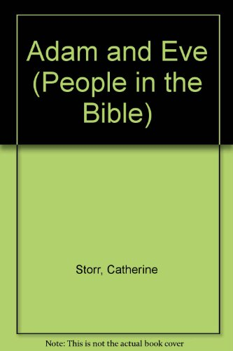 9789994465132: Adam and Eve (People in the Bible)