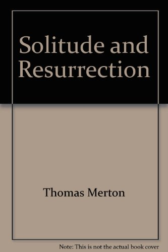 9789994533305: Solitude and Resurrection