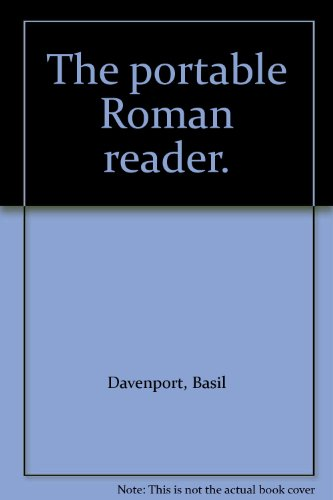 9789994542178: The portable Roman reader.
