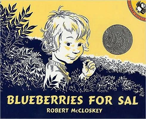 9789994568413: Blueberries for Sal