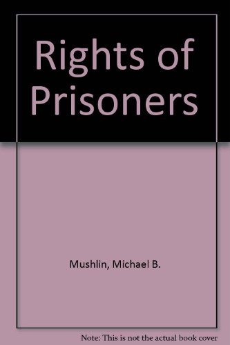 9789994589975: Rights of Prisoners