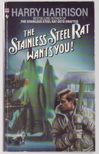9789994607327: The Stainless Steel Rat Wants You!