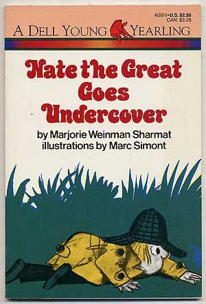 9789994607846: Nate the Great Goes Undercover