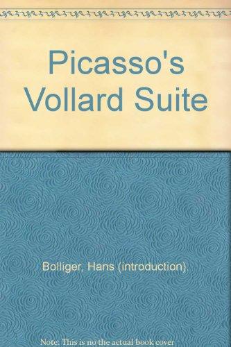 9789994643059: Picasso's Vollard Suite