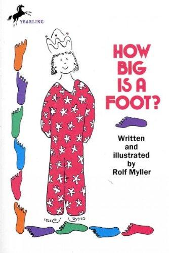 9789994648344: How Big Is a Foot?