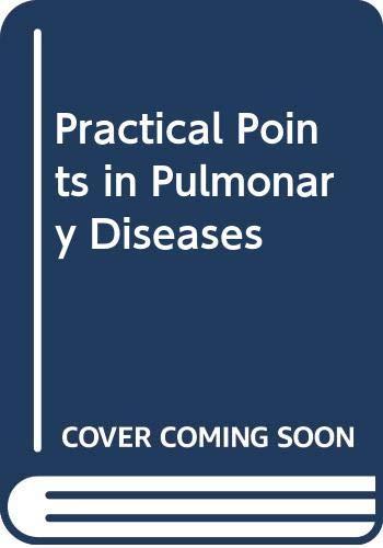 9789994655458: Practical Points in Pulmonary Diseases