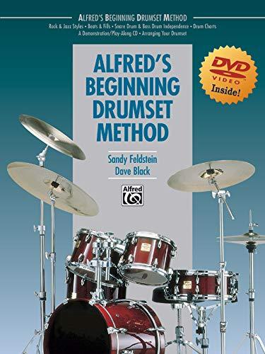 9789994658404: Alfred's Beginning Drumset Method