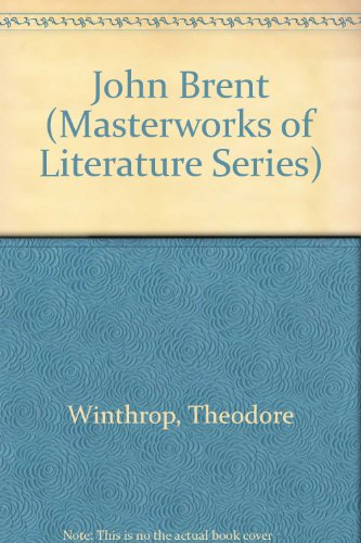 9789994666010: John Brent (Masterworks of Literature Series)